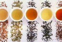 Colores del té
