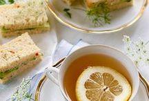 Té y salado