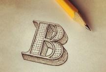 blazon / type arrangement