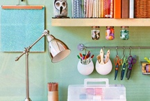 Craft spaces / by Alicia Webb- Bowman