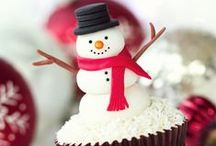 Holiday Recipes - Christmas & New Years / A happy home for recipes featuring Gingerbread, Eggnog, Peppermint, Cranberry or any other holiday favorite