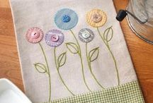 Fabric, Quilting & Sewing Projects / by Alecia @ ChickenScratch NY