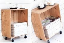 DIY > pallet, box & wood