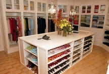 Closets To Die For / Would kill for a big walk in closet...sigh