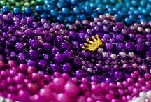 Mardi Gras Party / Laissez les bons temps rouler y'all! We grew up in the Southeast - land of Mardi Gras! We love beads, moon pies, parades, hurricanes and masks and pretty much everything about this fun and fabulous holiday occasion!  / by Girlfriend Galas...A Party Boutique