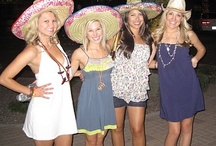 Cinco de Mayo Party / Living in Arizona, Cinco de Mayo is a part(y) of our life! Since we are partial to margaritas and Mexican food, it's a fave!  / by Girlfriend Galas...A Party Boutique