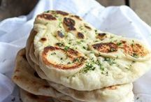 ♨ indian food / Aloo baingan, masala, Cauliflower with potatoes sauteed with garam masala, vegetarian, Baati, Chapathi, Daal, Curry, Kheer, Naan, Paneer, Pani Puri, Samosa, chutney, tamarin, Biryani, Spicy rice, Dosa, Sambar, chickpea flour, ghee, Puri, cardamom, and saffron...