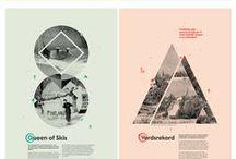 Graphic Design & Infographics / Una selezione work in progress di infografiche belle, utili e creative.