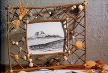 BRANCHing out / branches, twigs, driftwood, Adirondack twig furniture / by Deb Carr