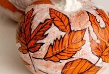 Fall Decorating / by Alicia Webb- Bowman