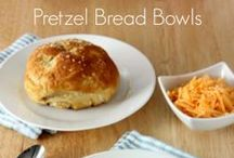 Bread Basket / #Recipes for all types of bread / by Alecia @ ChickenScratch NY