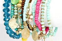Jewelry DIY Inspiration / I think I might be able to pull these off