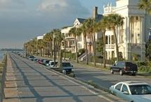 Charleston SC / by Donna Priester