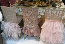 Lace, Tulle, Ribbon & Fabric! / Lace, tulle, ribbon and fabric can add the perfect touch to any party! Lace becomes vintage glam! Burlap creates cowgirl chic! Fluffy tulle completes a ballerina party!  / by Girlfriend Galas...A Party Boutique