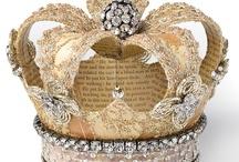 Rustic Romance! / A little bit of burlap, a little bit of lace!  / by Girlfriend Galas...A Party Boutique