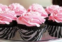 Zebra Print & Pink Party