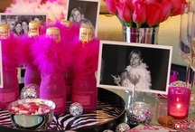 """Bachelorette Party / One of the ultimate girl parties! This is your opportunity to do it up right! We completely avoid  the use of the male items - ewwwww! This will make MOST (not all) brides embarrassed and miserable on what should be one of the best nights of her life! We say, """"Go Glam or Go Home!"""""""