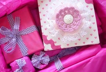 Wrap It Up! / Fun and Fabulous Gift Wrap Ideas! / by Girlfriend Galas...A Party Boutique