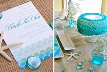 """Magical Mermaid Party / Because """"life is better down where it's wetter - under the sea!"""""""