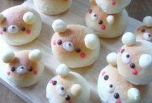 ♨ cute / cute, pretty, lovely, nice, ducky, dainty food