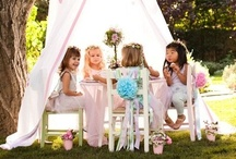 Tea Party Ideas / Who doesn't love a tea party? Whether it's for 2 or 20...