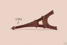 Paris / The city of love. How true.