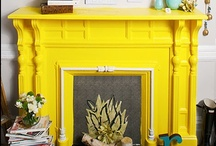 Fireplaces / Fireplaces and mantles
