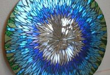Mosiac  &  Glass Masterpieces / Masterpieces of mosaic tile, glass, and mirrors