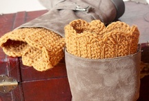 yarnables - a leg up / socks, spats, legwarmers