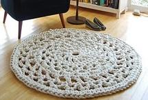 yarnables - underfoot / rugs
