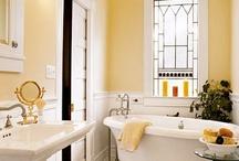 Bathrooms / Lovely bathroom ideas.