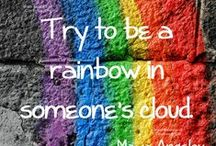 Quotes / I love quotes and use them in my writing. They inspire, delight and educate.  http://www.anempoweredspirit.com