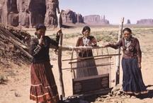 Native / Southwestern United States.....Utah, Nevada and Arizona Native American-Paiute, Navajo, Hopi / by Lincoln Dalton