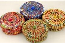 BASKETcase / baskets, basketry, basket-weaving, caning