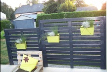 Pallet Creativity / Ideas on what to do with all those free pallets.