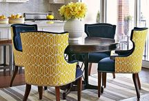 Dining Rooms / Gorgeous eating areas.