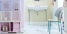 Interior Design | Bathrooms / Idea's for my Bathrooms