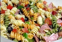 Salads & Sidedishes / Easy recipes to eat alone or along with meat or seafood.
