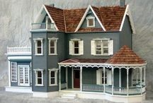 Dollhouses / Child at heart.