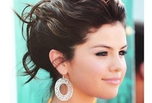 Hair - Updos / Lovely ways to style your hair in undos.