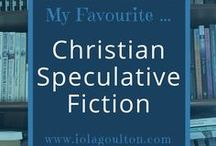 Christian Speculative Novels / Science fiction, fantasy, dystopian and speculative novels