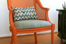 Slipcovers & upholstery / Definitely DIY!