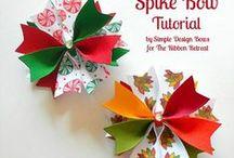 ribbons & bows / by Deb Carr