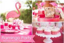 Fabulous Flamingo Party