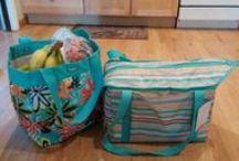 Sassy Bags- Thirty-One / I sell Thirty-One! To order: www.mythirtyone.com/sallysaf / by Sally Saf