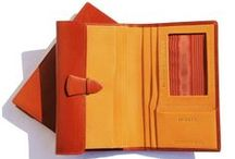 Bespoke projects - Leather Wallets / Our unique service allows our clients to let their imagination run wild - colour, leather and design!