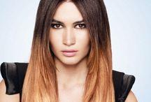 Hair - Long/Medium #2 / Long and medium hairstyles.