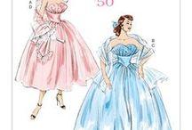 Vintage-Style Patterns / Vintage Sewing Patterns
