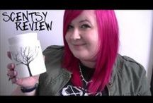 Scentsy Product Review / On this board we review some of our Scentsy Wickless Candle Warmers