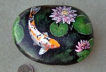 Stick & Stones / Soothing art therapy. / by Shannon McDougall